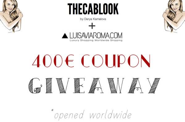 luisaviaroma-thecablook-darya-kamalova-400-euro-giveaway-free