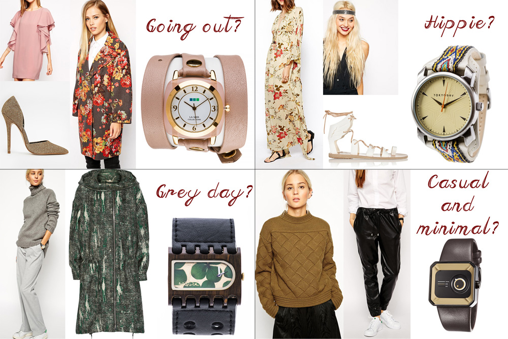 darya kamalova thecablook for morecolor ru collage