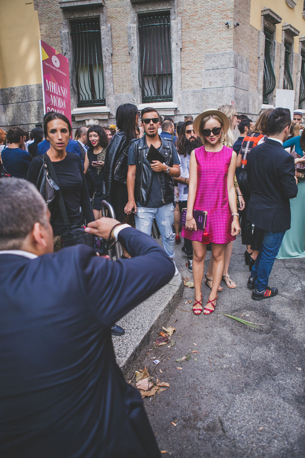 darya-kamalova-fashion-lifestyle-blogger-from-thecablook-com-on-mfw-milan-fashion-week-ss15-wearins-rafinad-dress-dolce-gabbana-shoes-catarzi-hat-celine-audrey-sunglasses-street-style-day-5-anna-dello-russo-6506