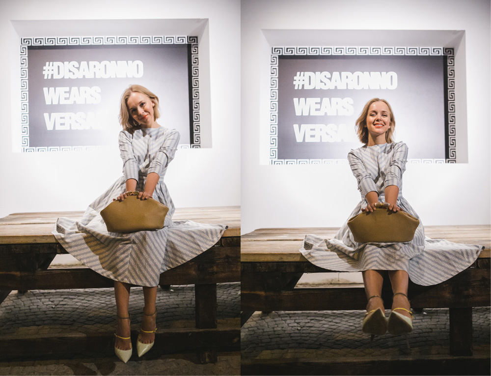 darya kamalova thecablook com russian italian fashion lifestyle blogger in milan disaronno wears versace event in segheria in rafinad dress marni clutch jimmy choo choes-4572 copy