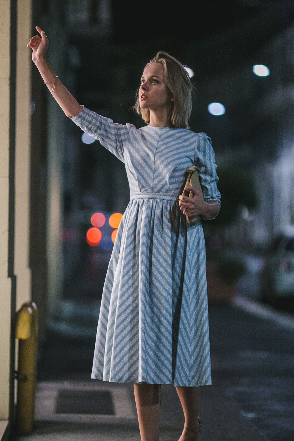 darya kamalova thecablook com russian italian fashion lifestyle blogger in milan disaronno wears versace event in segheria in rafinad dress marni clutch jimmy choo choes-4816