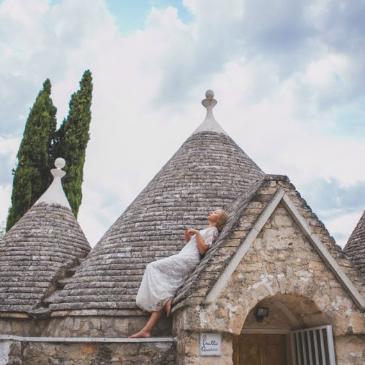 TRULLI: THE PLACE WHERE THE HOBBITS LIVE