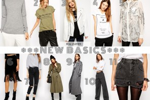 thecablook darya kamalova new spring basic clothes from asos collage-1