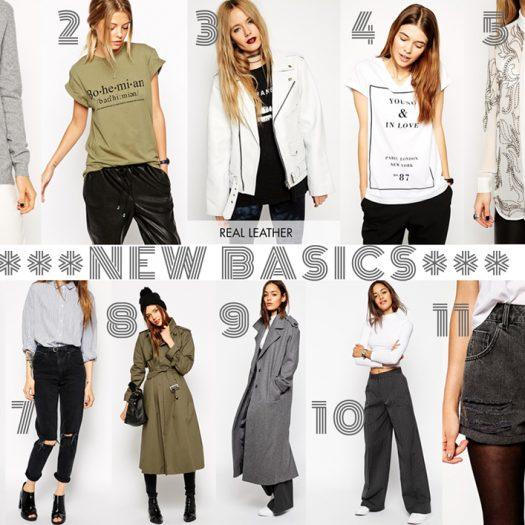 I CHOOSE: BASIC CLOTHES A WOMAN SHOULD HAVE