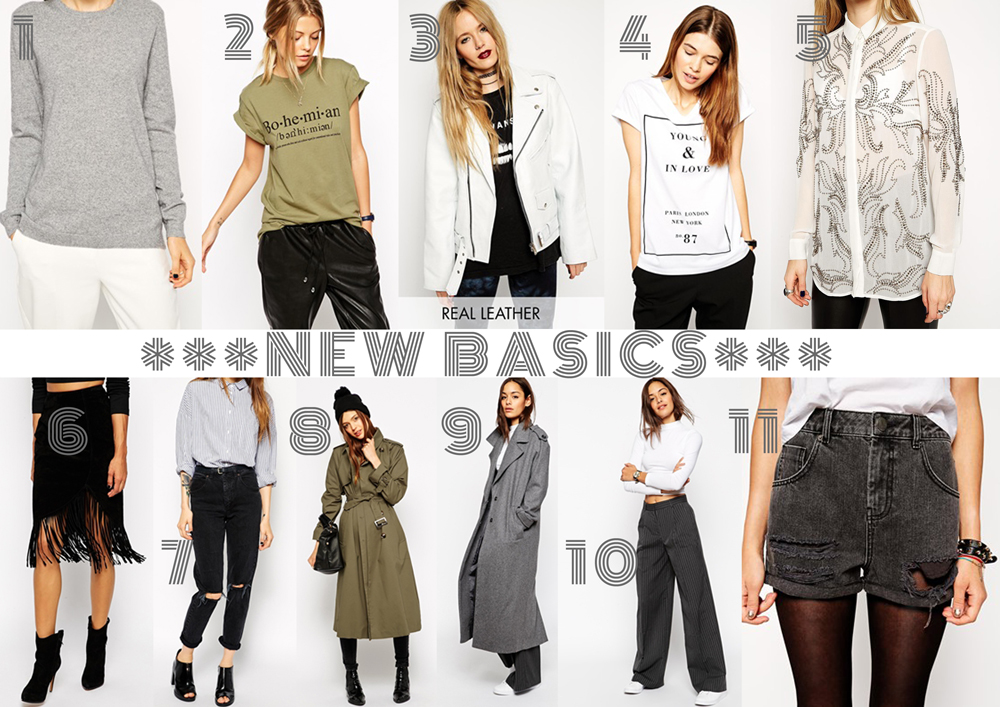 127fa92ad8394 I CHOOSE: BASIC CLOTHES A WOMAN SHOULD HAVE | TheCabLook by Darya ...
