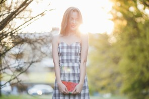 darya kamalova thecablook fashion lifestyle russian italian blogger wears lulus strapless jumpsuit with watermelon plastic clutch and guess by marciano black jacket and booties-42