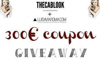 luisaviaroma-thecablook-darya-kamalova-300-euro-giveaway-free