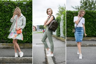 darya kamalova thecablook fashion blogger streetstyle louis vuitton lv palm springs backpack with nike air max trainers cover